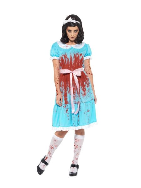 Bloody Murderous Twin Costume